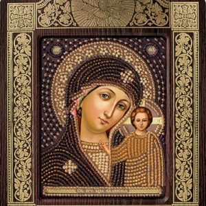 Icona Madonna Kazan'