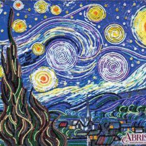 Notte stellata (dettaglio)