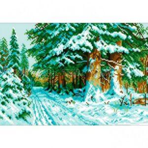 Foresta Nevicata