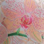 Secondo fiore del quadro