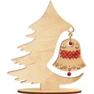 Albero di Natale con campanello