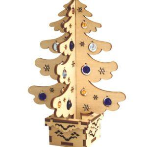 Kit fai-da-te albero di Natale